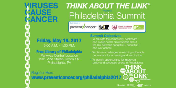 THINK ABOUT THE LINK – Philadelphia Summit